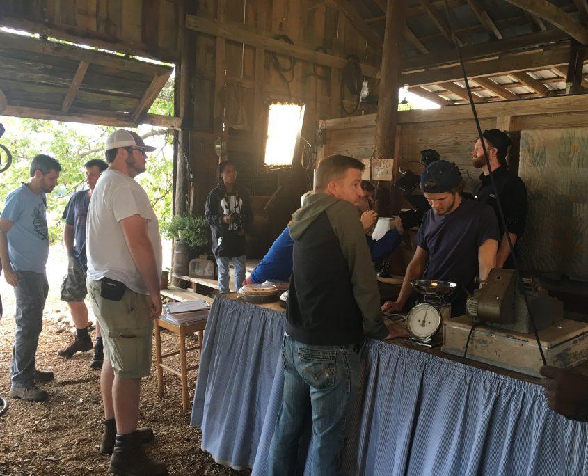 Filming in Oconee_Full Count Movie